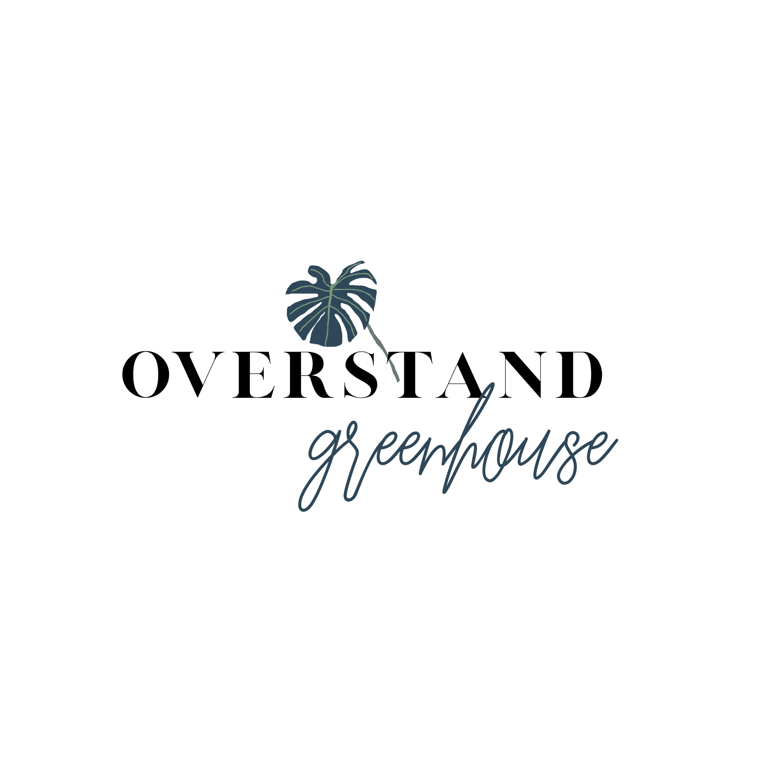 Overstand Greenhouse