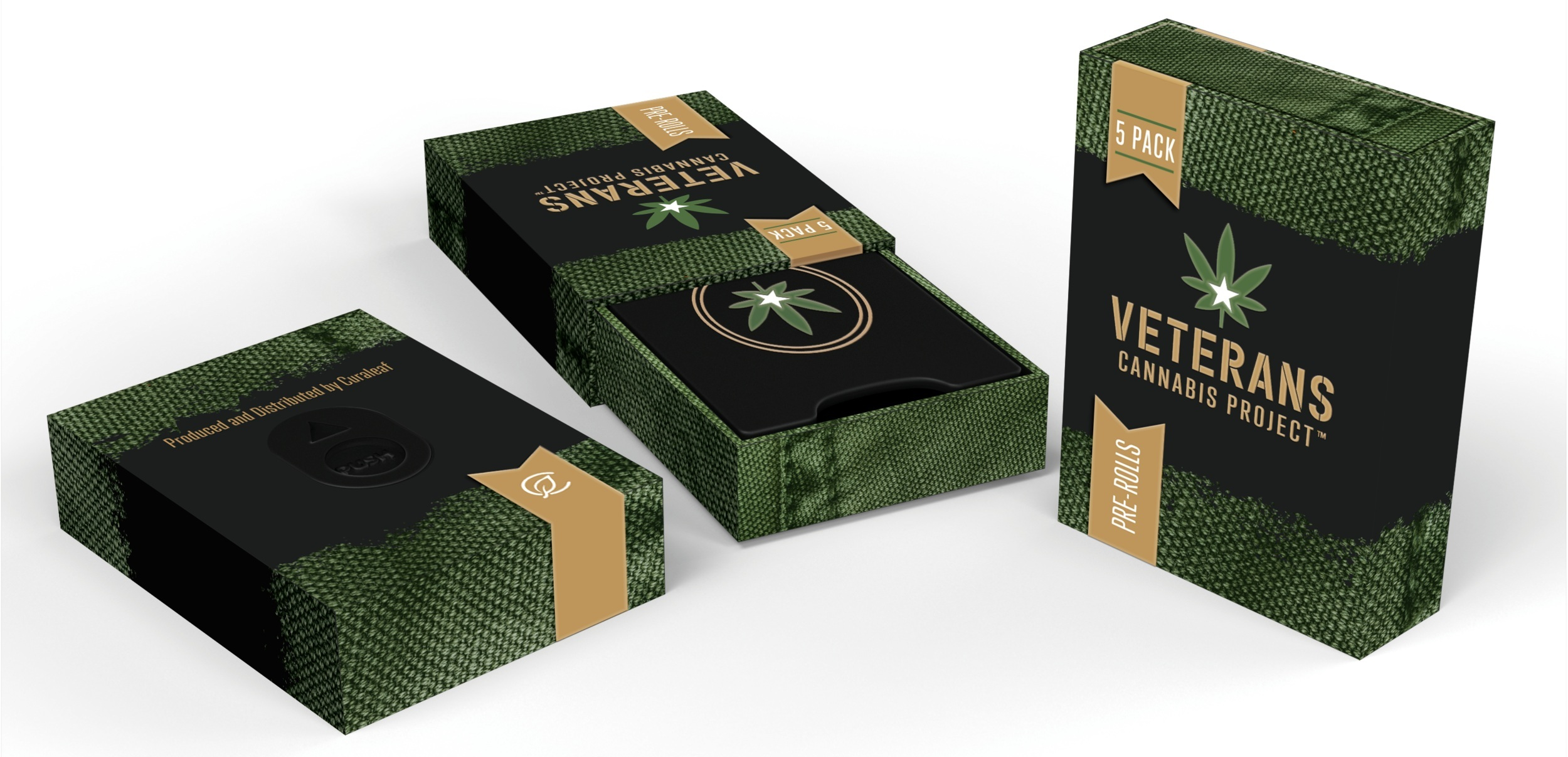 50% off VCP Pre-Rolls for Veterans - $45 - 3.5G Mini Pre-RollsPromotion applies only to veterans making a purchase on 9/26/19. VA identification required. All other discounts excluded.
