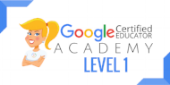 Opportunity to demonstrate Google Suite mastery in Fall Blended Learning offering