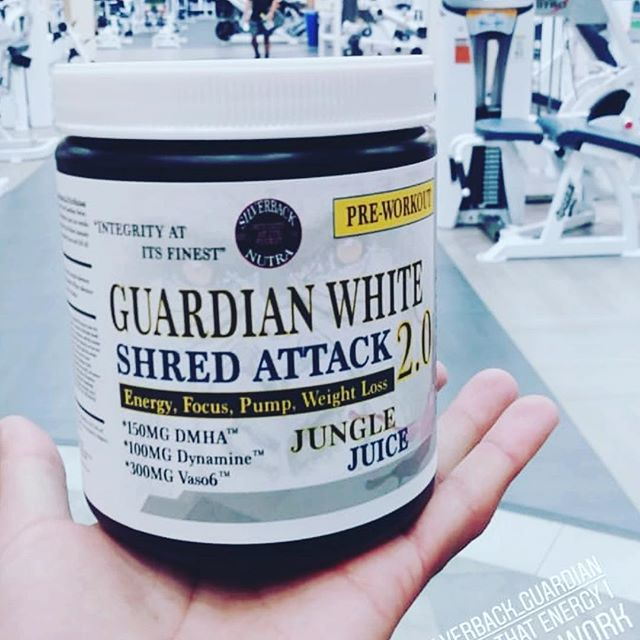 Guardian White Shred Attack 2.0! Weight Loss, Thermogenic, Energy, Focus, Appetite Suppressant, Pain Relief, Inflammation Reducer, Joint Relief, Vaso Dilation, and much more!  #preworkout #product #805 #ventura #train #training #workout #motivation #inspiration #athlete #ojai #fitnessmotivation #fit #powerlifting