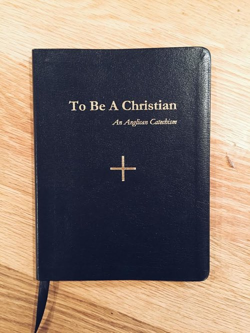 To Be A Christian: An Anglican Catechism is produced by the ACNA. To download a digital copy or order print copies go to the ACNA website: