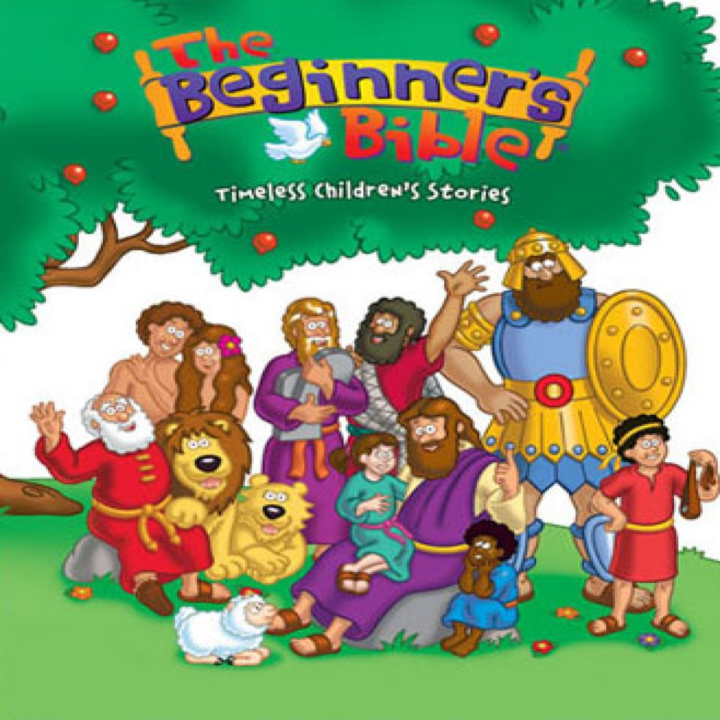 The Beginner's Bible - ZondervanAges 3-7Introduce children to the stories and characters of the Bible with this best- loved Bible storybook. With vibrant art and compelling text, more than 90 Bible stories come to life.