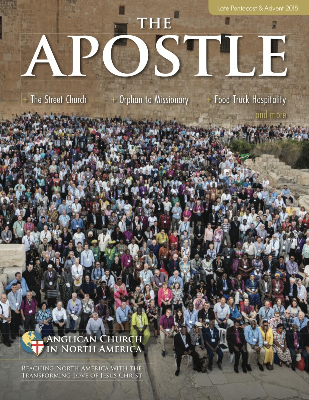 The ApostleFall 2018 -