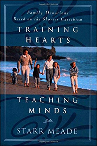 Training Hearts Teach Minds - – by Star MeadeThis book of daily readings aids memorization of the Shorter Westminster Catechism by devoting six days and meditations to each question. It explains the catechism in simple language, includes key Scripture readings, and takes just a few moments each day, allowing time for discussion and review. Useful in the home, church, or classroom.