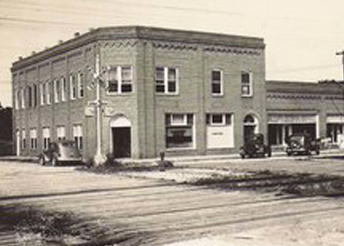 Old Bunnell State Bank Building Flagler County