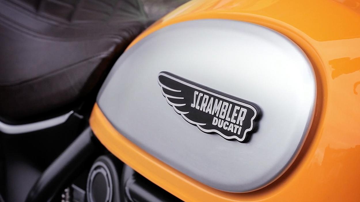 AUTO TRADER | DUCATI SCRAMBLER