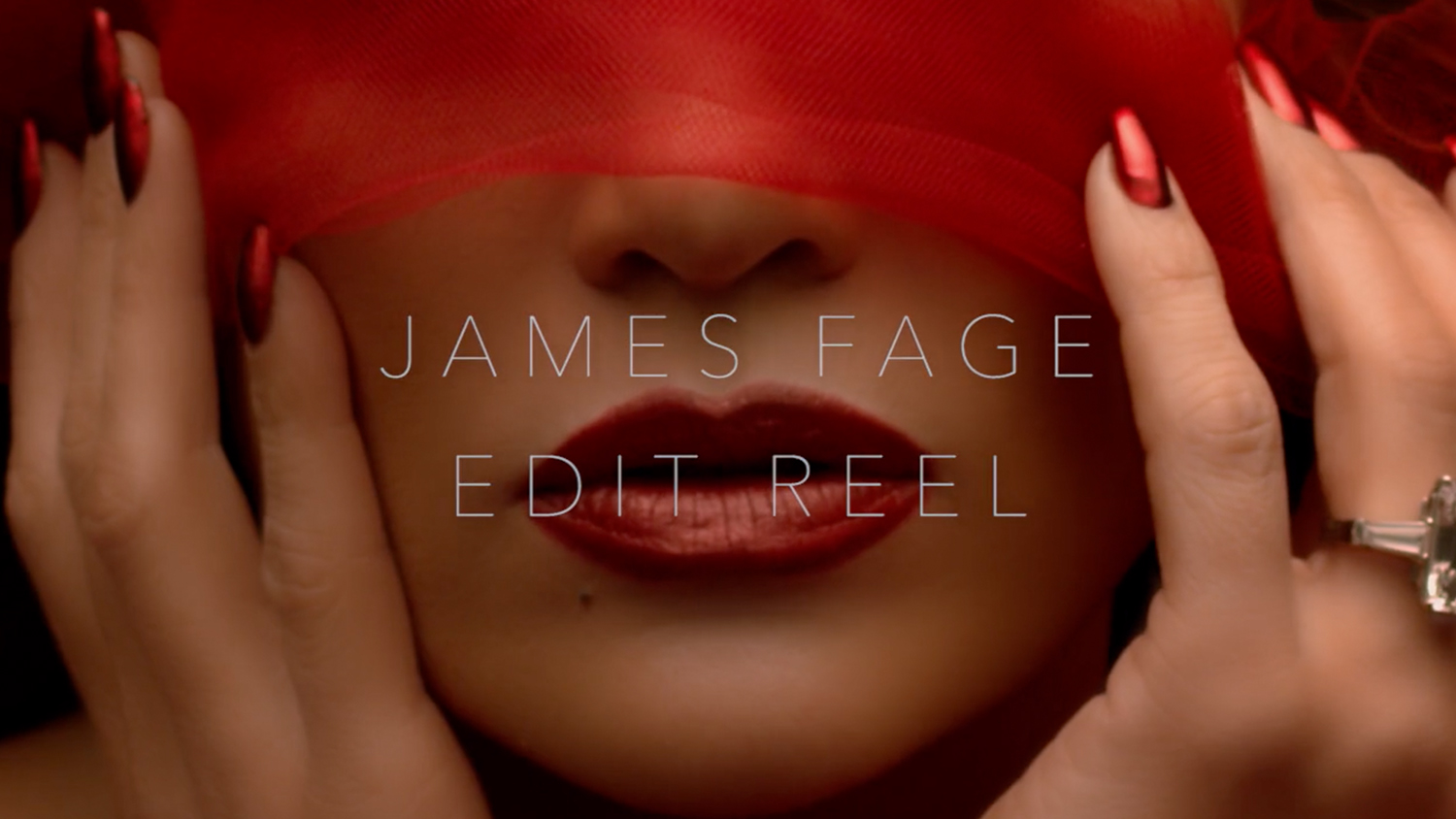 JAMES FAGE | EDITING REEL 2019