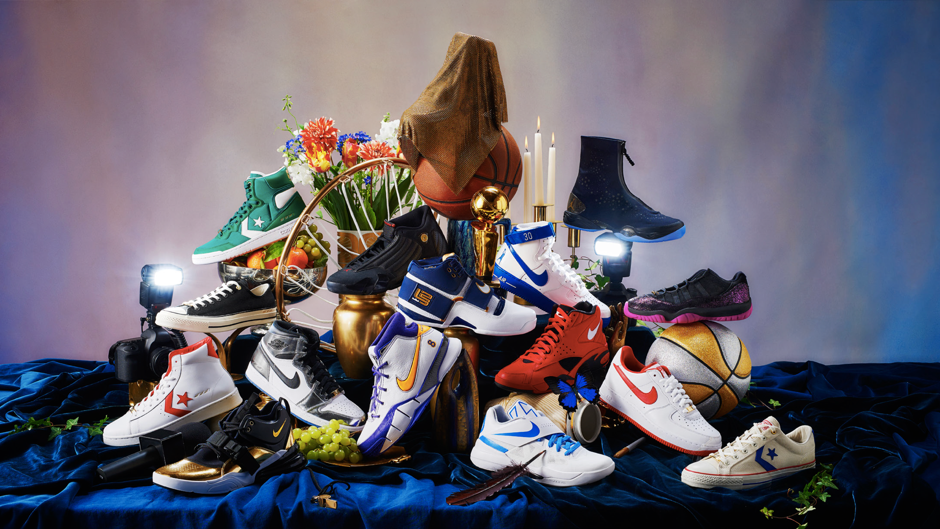 ART OF A CHAMPION - NIKE BASKETBALL - Historical Research, Athlete Insights, Product Naming, Product Narratives, Brand Narratives