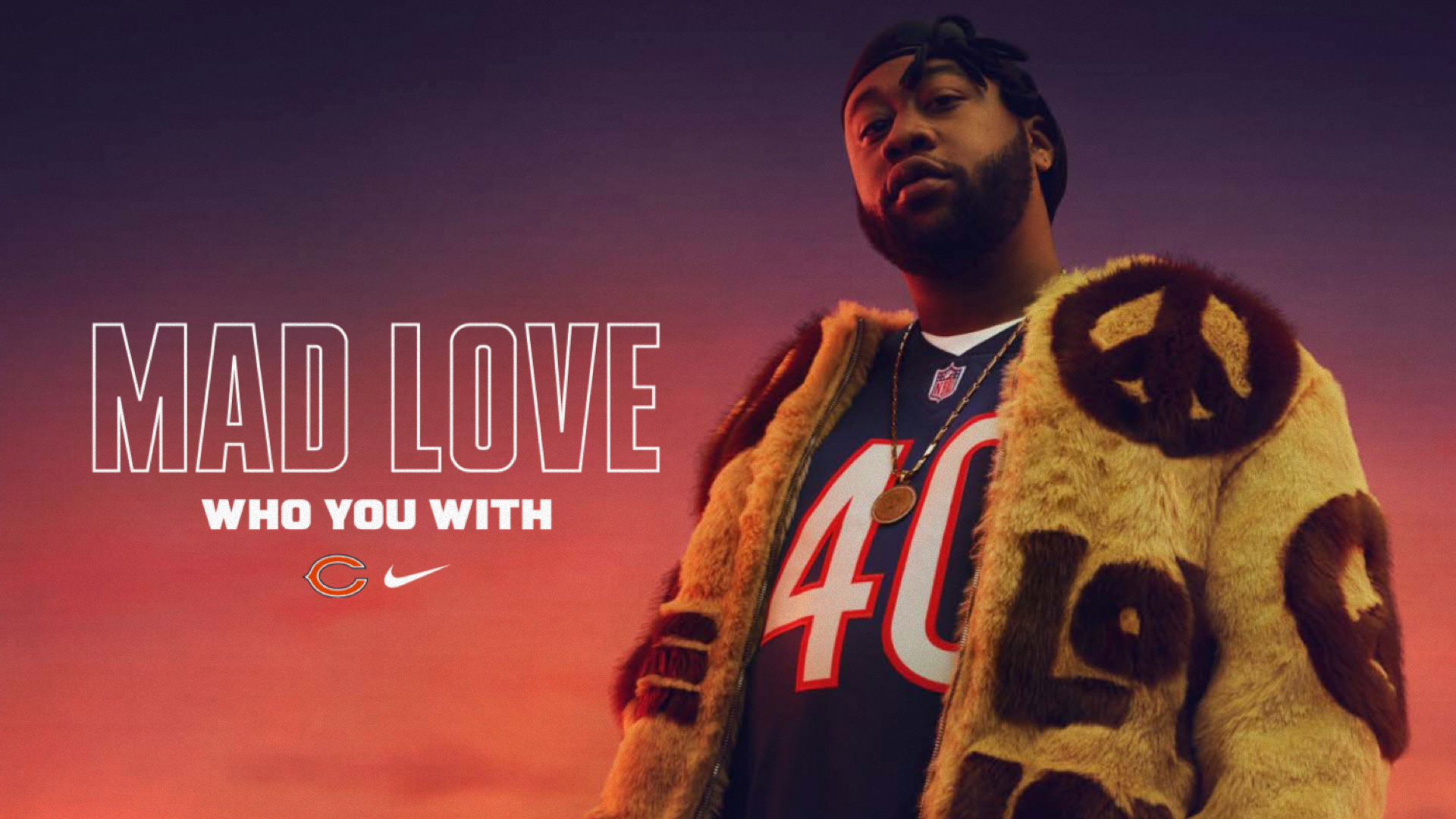 WHO YOU WITH - NIKE FOOTBALL - Historical Research, Market Research, Creative Direction, Campaign Headlines, Experiential, Influencer Identification
