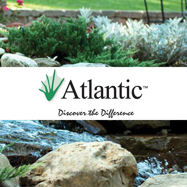 Professional Atlantic water gardens water feature design in Harrisburg Dauphin County PA