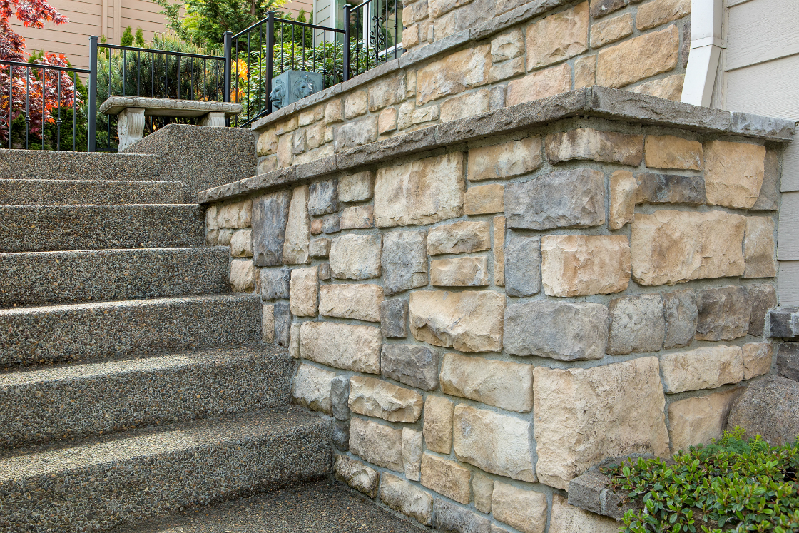 Here's How Stone Veneer Can Be Used For Stunning Hardscape Design In Harrisburg PA