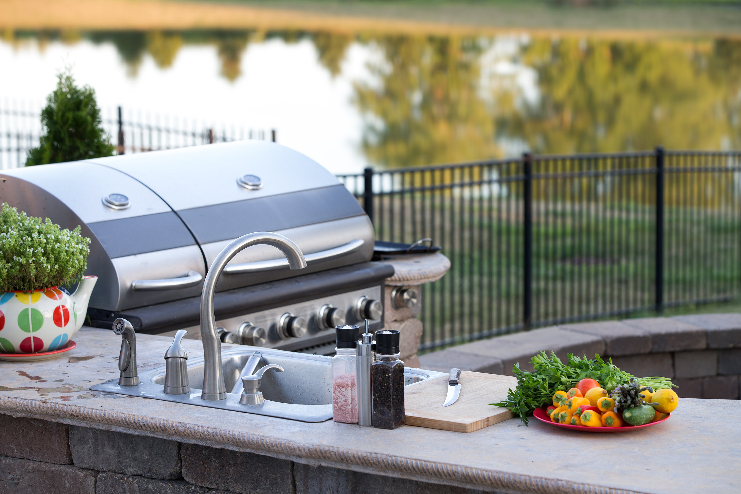 Must Have Outdoor Kitchen Appliances For Spectacular Outdoor Living In State College Pa Watson Supply