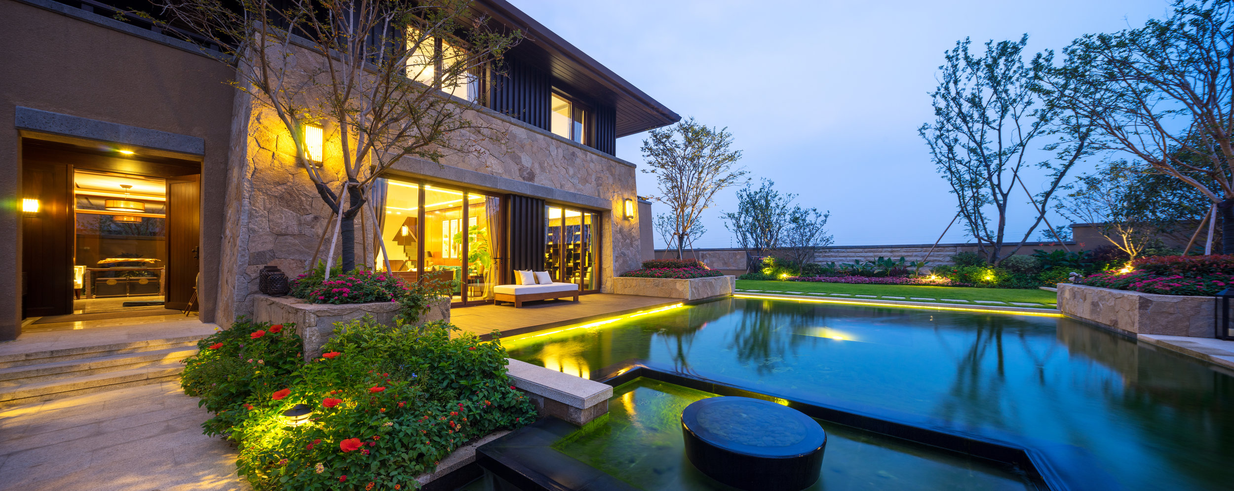 Get Your Client's Backyard Ready for Fall with a Proper Outdoor Lighting System