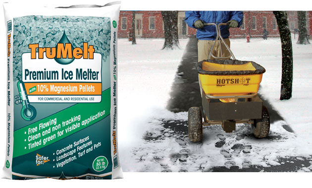 York, PA hardscape dealer for ice melt prodcuts