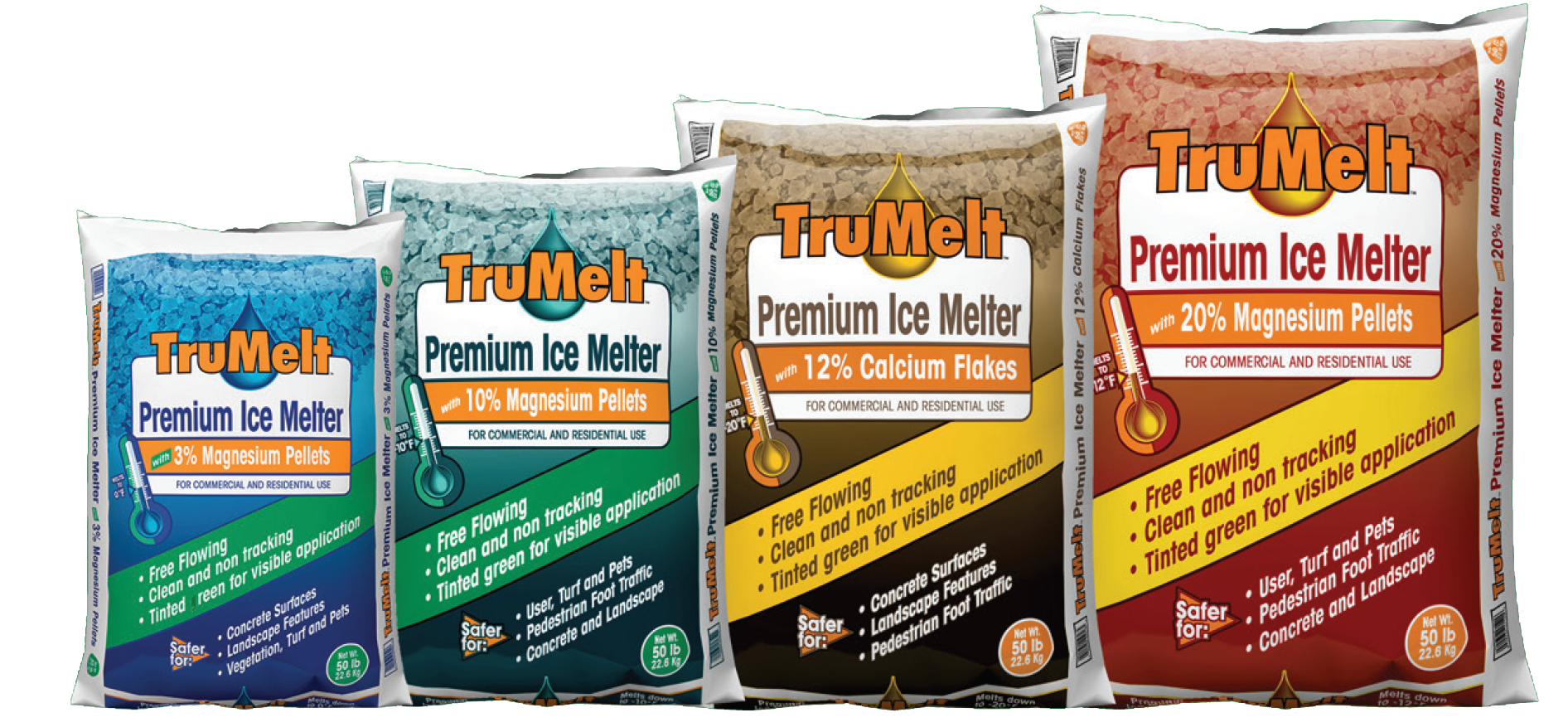 Top hardscape dealer in Harrisburg, PA for ice melt products