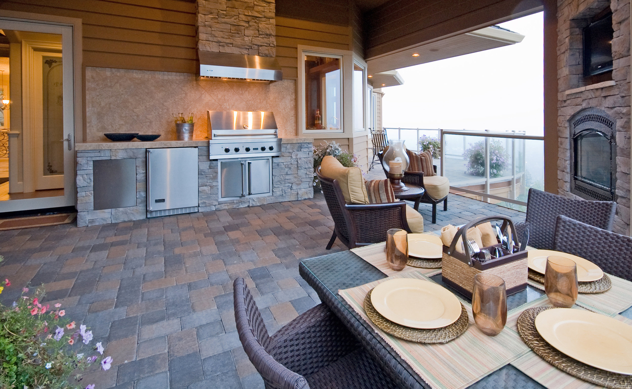 Incorporate Functionality in York, PA, Outdoor Kitchens