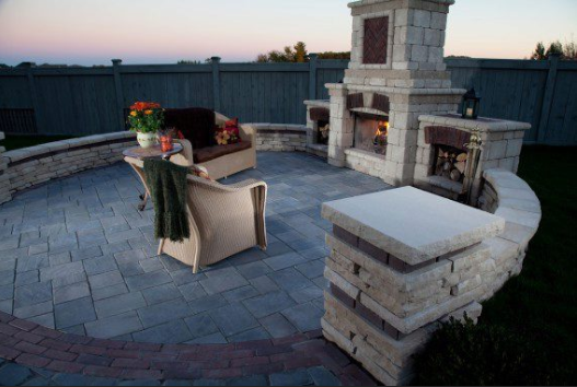 Tips to Finding the Right Fireplace to Match Modern Styled Outdoor Living Areas in York, PA