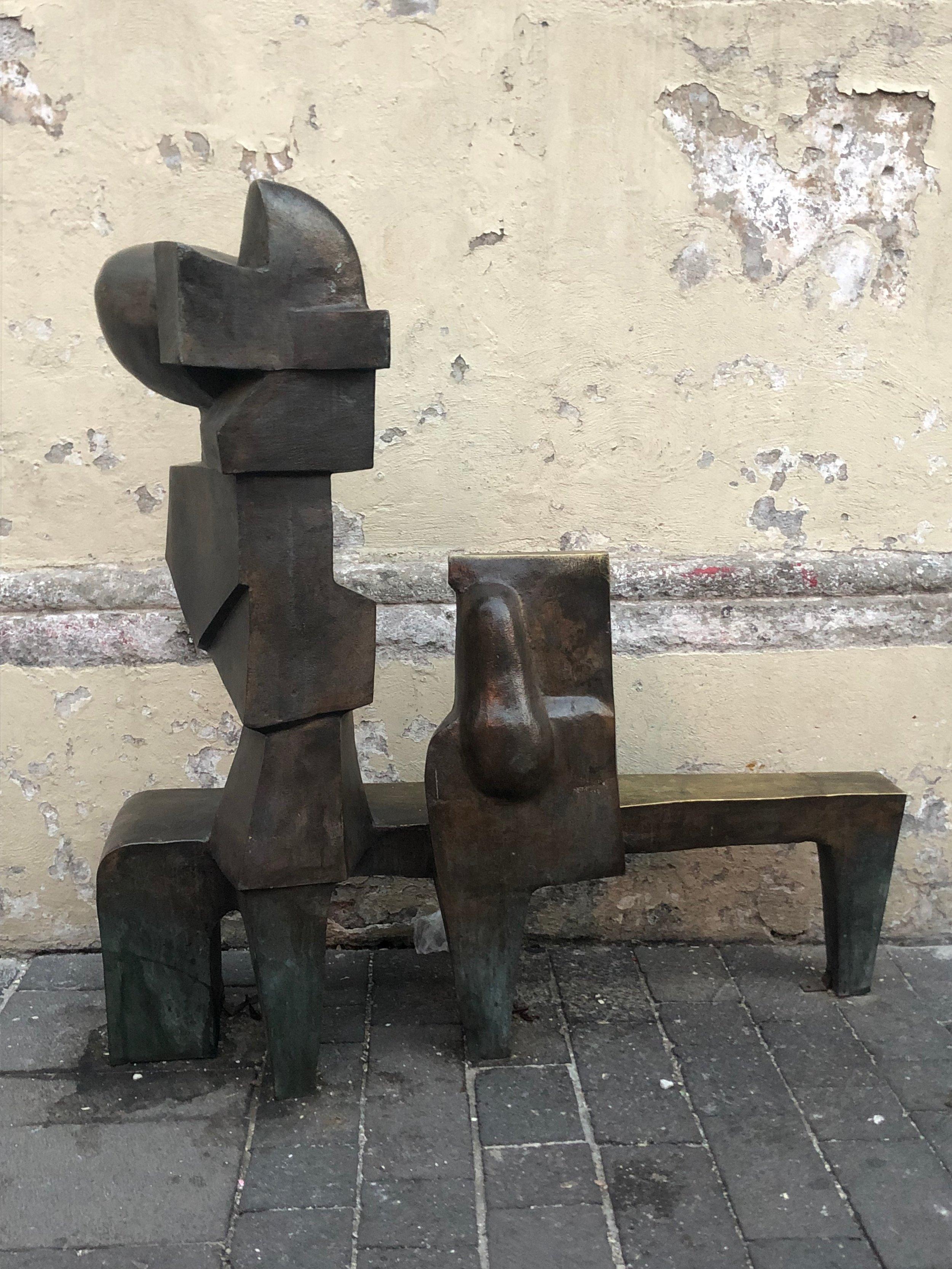 Sculpture Garden / Centro Histórico, Mexico City / ©2019 Melody Jean Moulton
