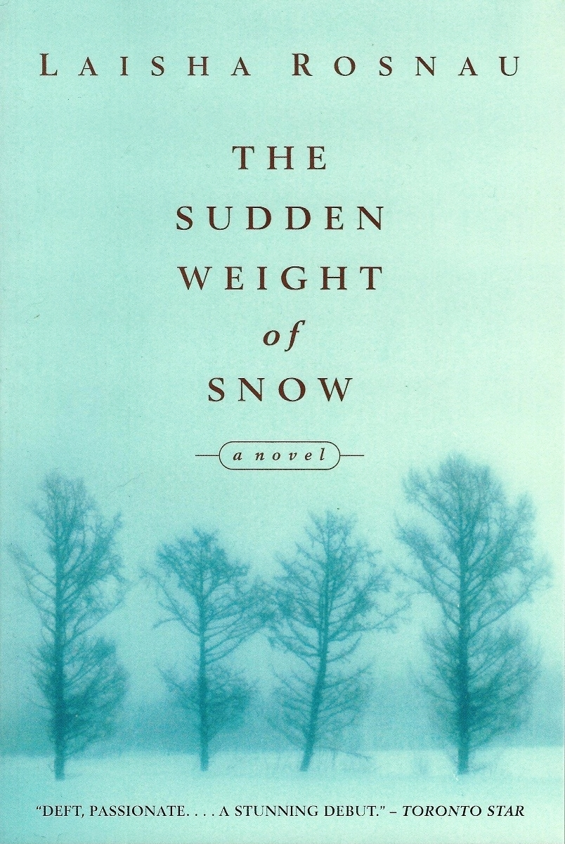 The Sudden Weight of Snow Cover