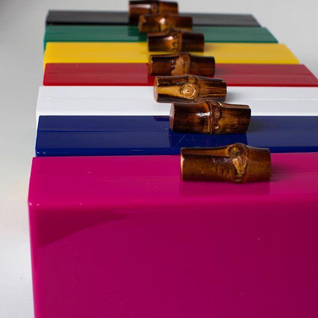 our version of a spring rainbow ❤️ www.dans-la-main.com