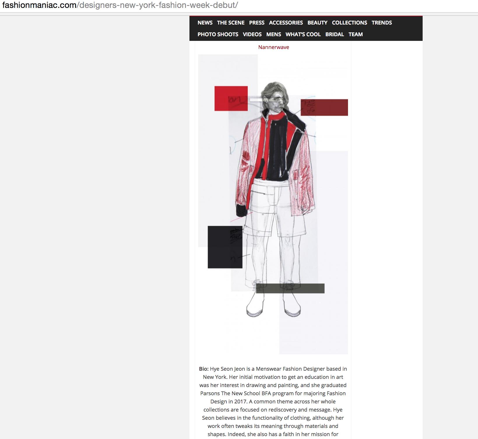 fashionmaniac - http://fashionmaniac.com/designers-new-york-fashion-week-debut/