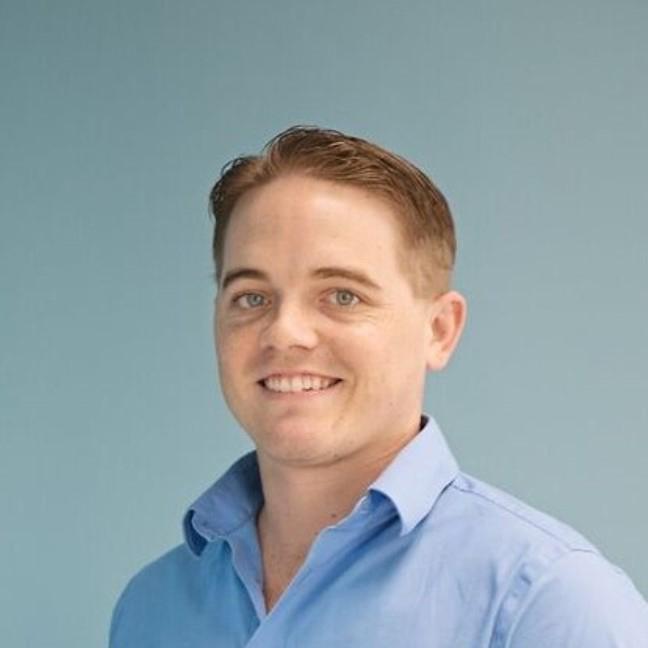Ryan binner, prmg stuart sales team lead