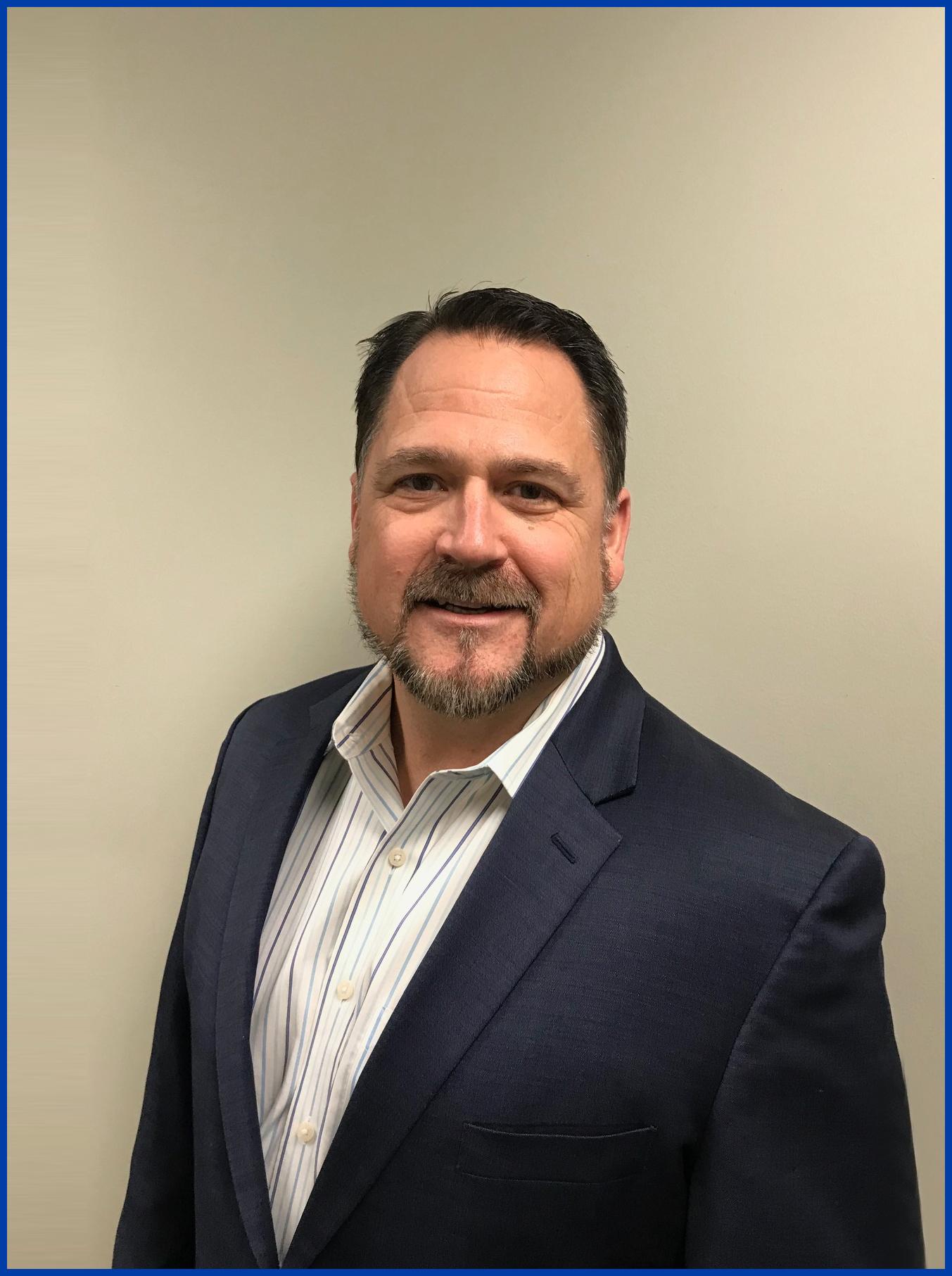 Daryl Meddings, regional manager