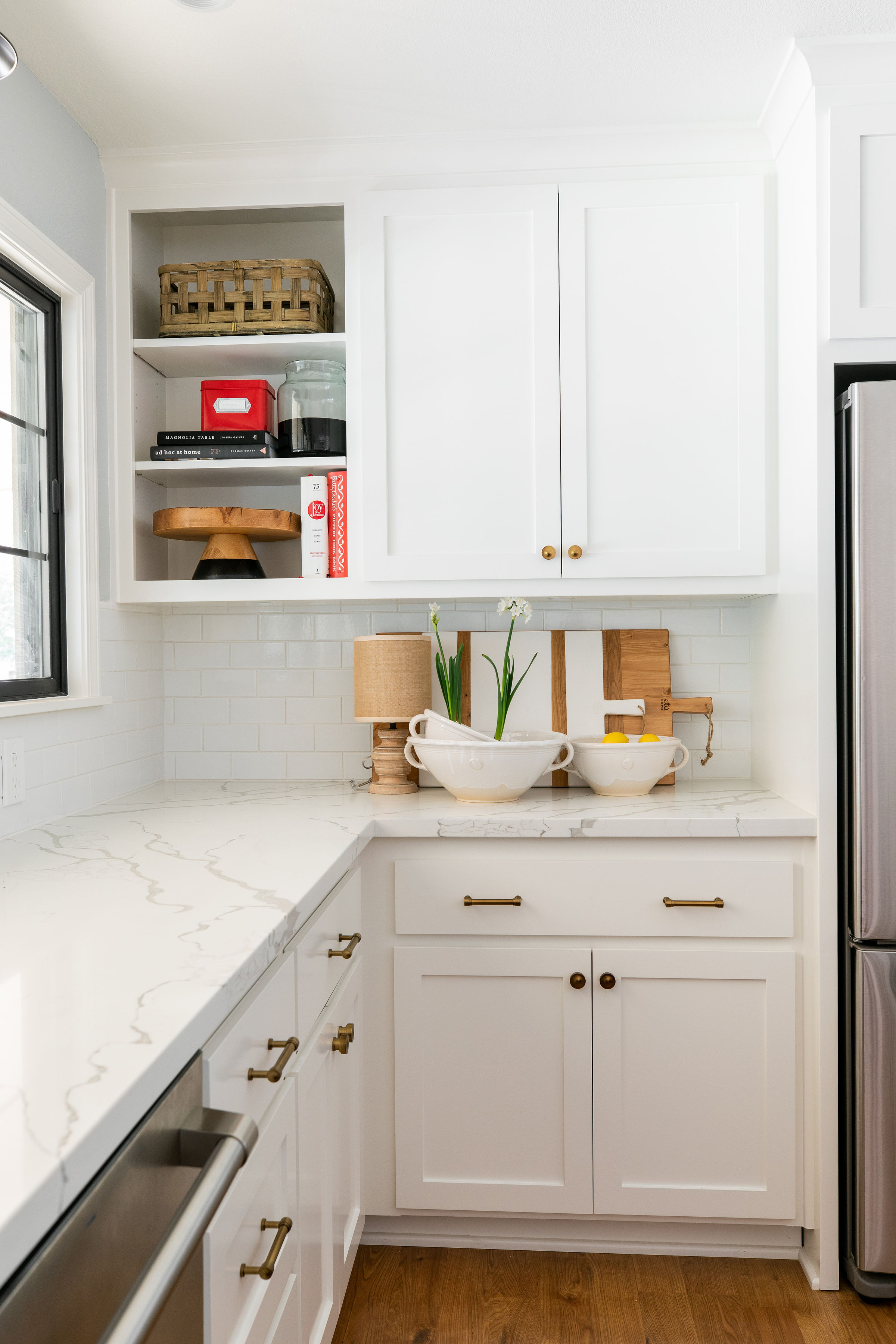 MODERN FARMHOUSE KITCHEN REMODEL - PROJECT TREE LINED ...