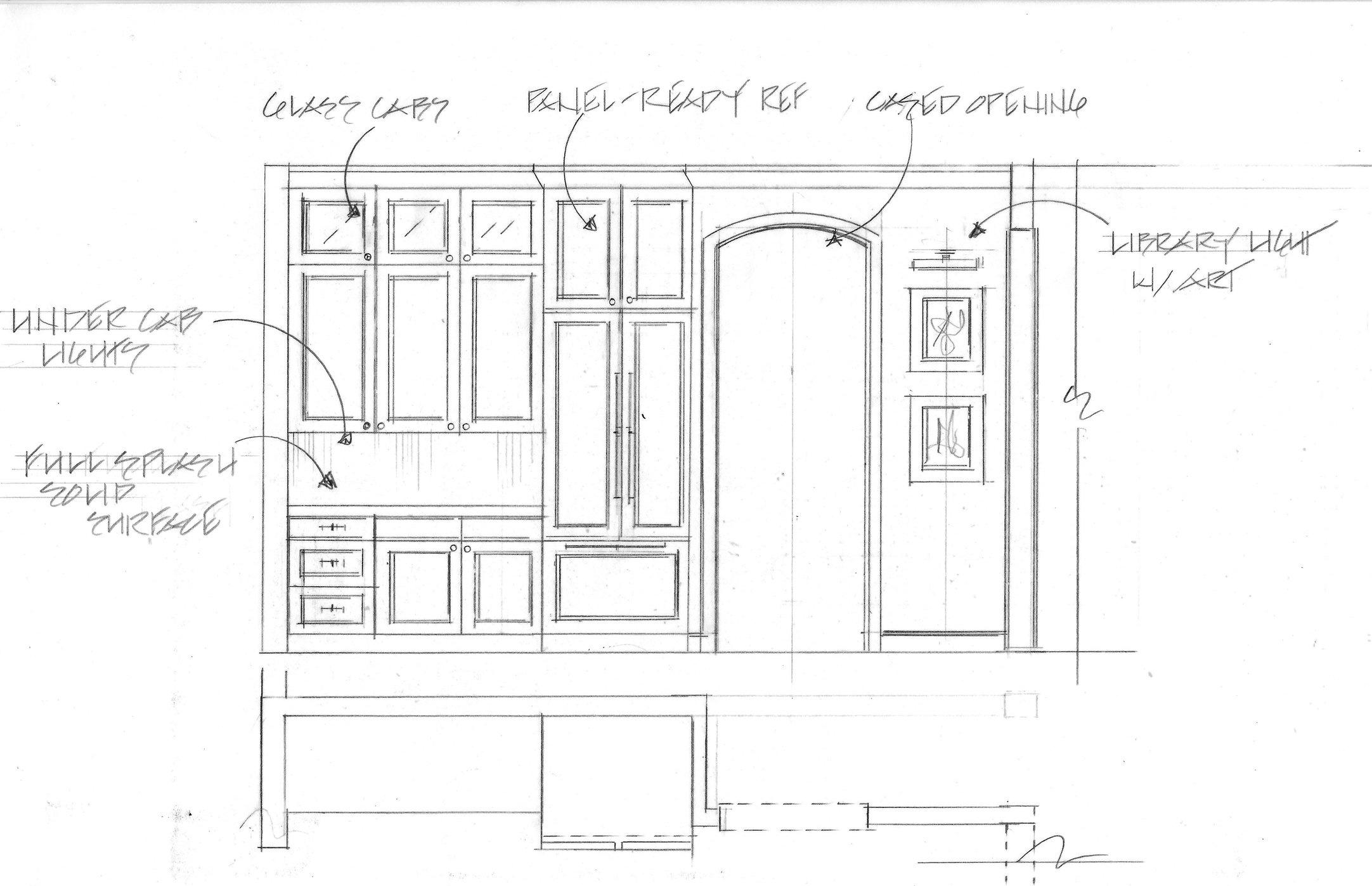 Tami Faulkner design - kitchen design - Utah - interior design