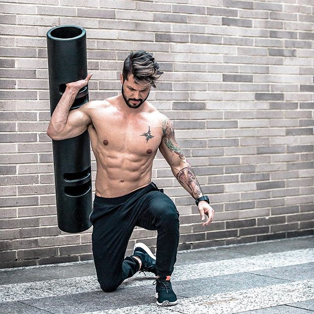 Transparency has certainly been a practice as of late. With that being said, I don't always use this Vipr as tool, but when I do, it is definitely as a prop in a thirsty fitness shot.