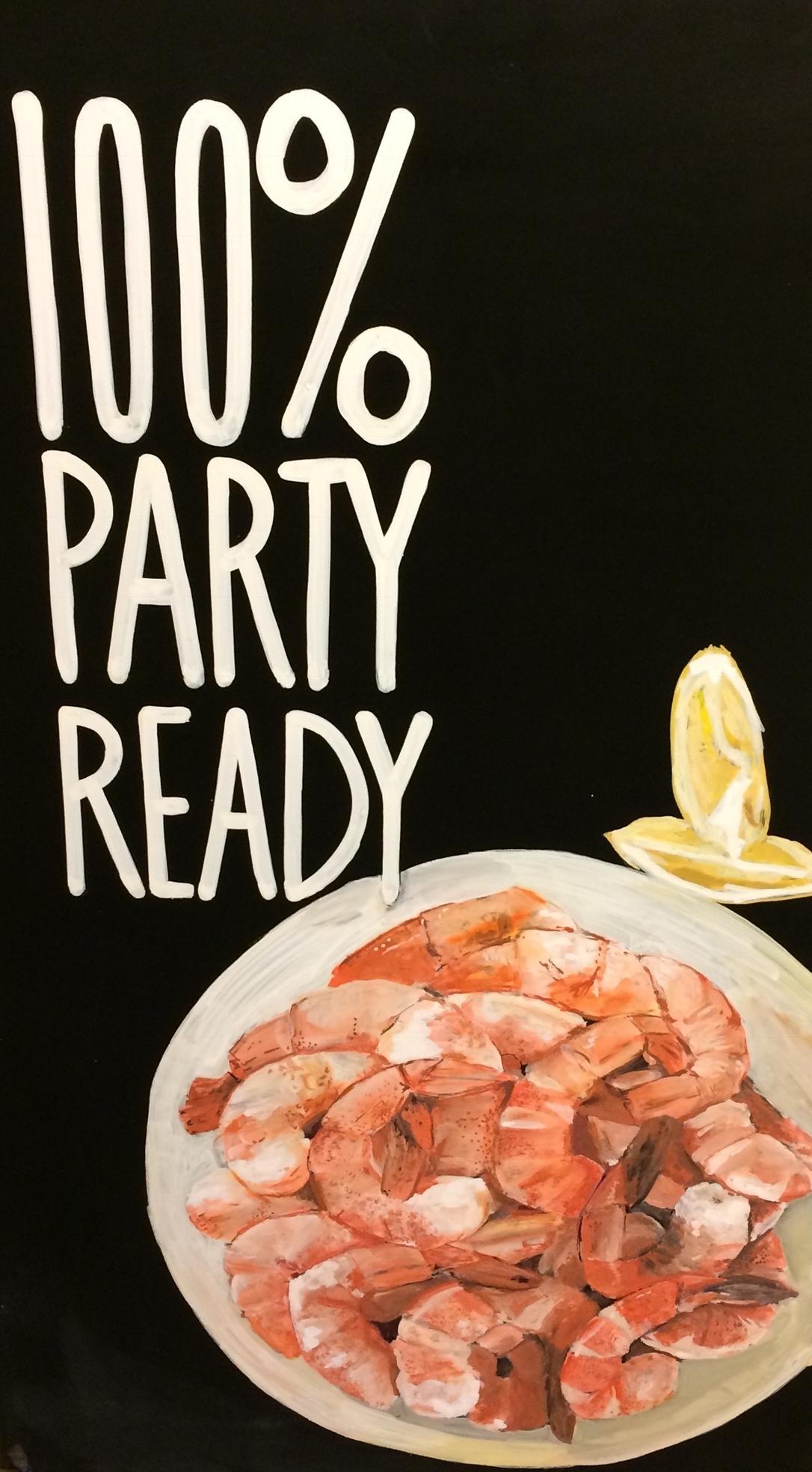 lettering:illustration: 100% party ready shrimp.jpg