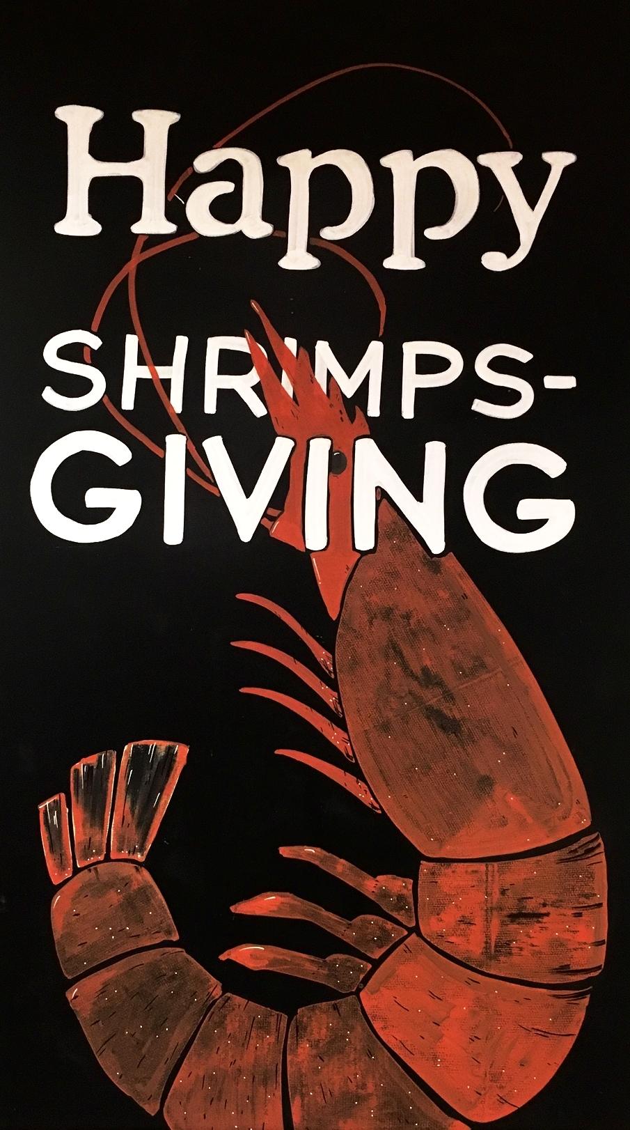 lettering, illustration: shrimpsgiving big shrimp.jpg