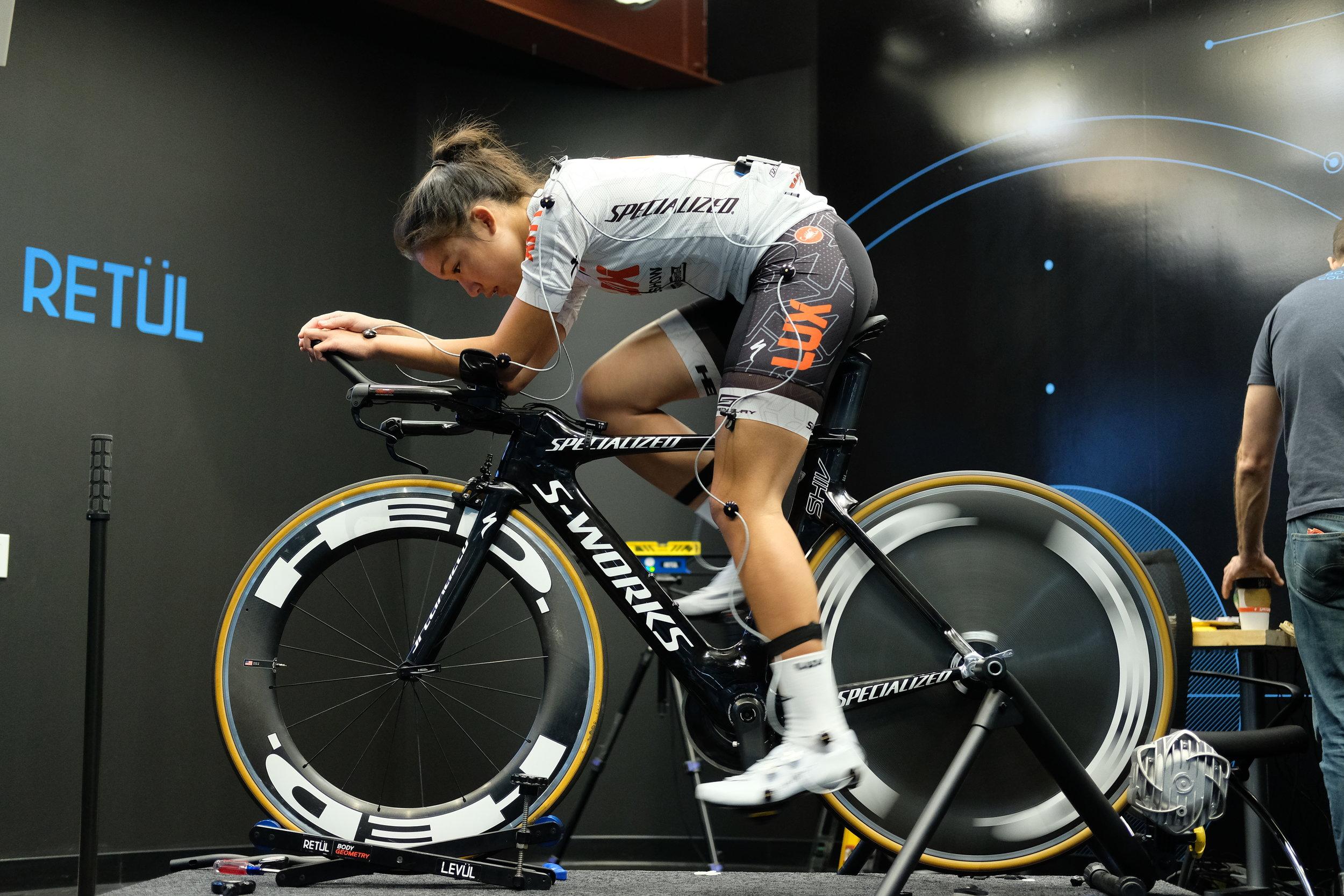 Zoe Ta-Perez, 1st 2018 US National Championship Individual Time Trial Jr 15-16, 2019 National Team European Trip invite- TT Specialist