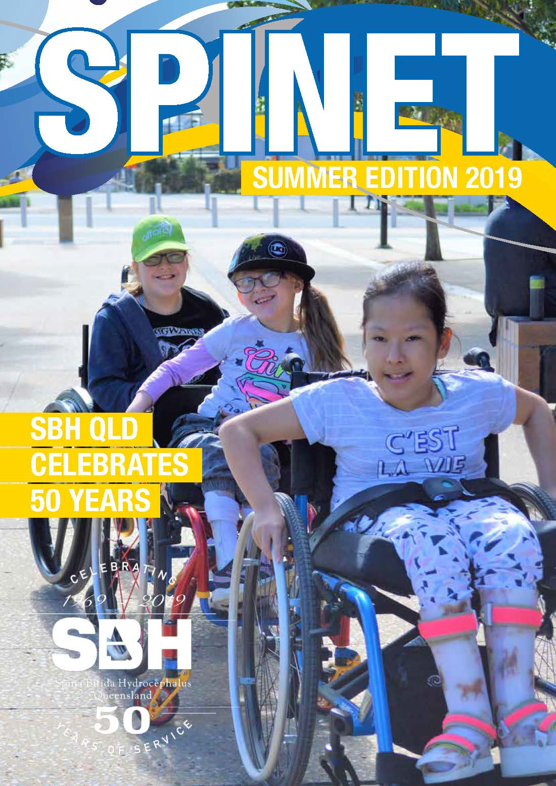 Spina Bifida Spinet Summer19