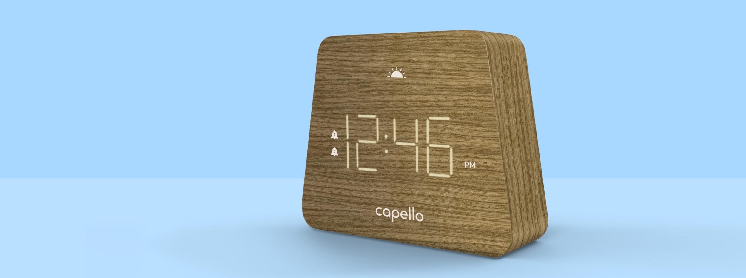Capello Window Clock Ca-30 User Manual