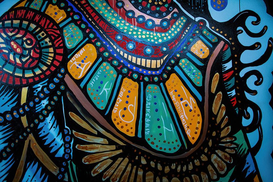 frogtown art walk | tarajosu