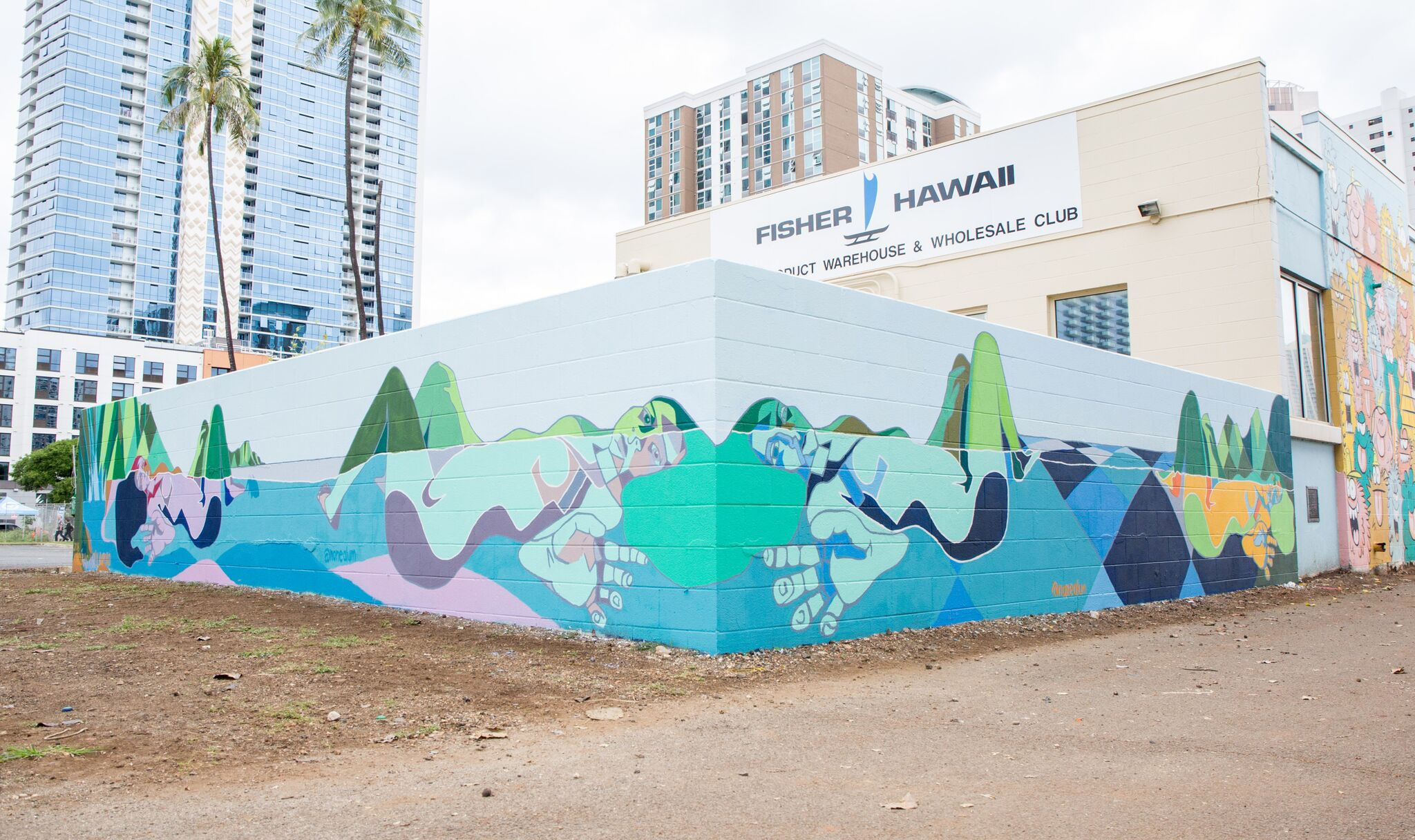 pow! wow! hawaii | nanea lum
