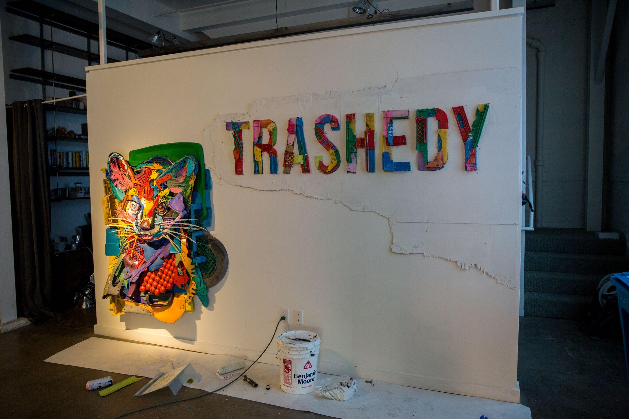 trashedy | bordalo ii