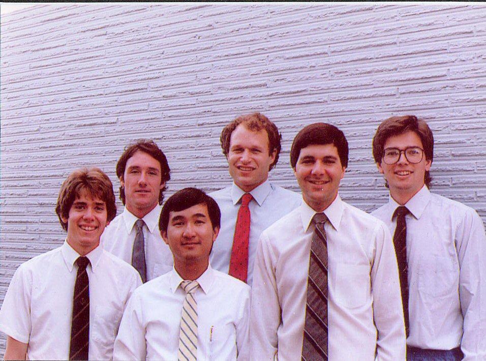 The original magnificent six.