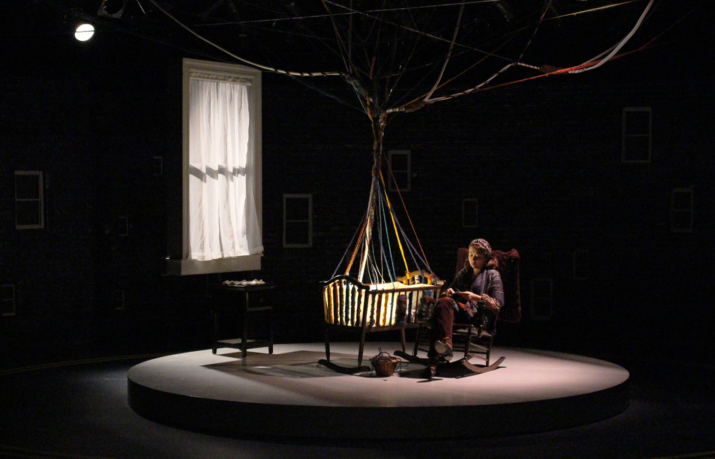 The Electric Baby - By Stefanie Zadravec * Designed by Reid Thompson, Cesca Wolos-Fonteno, Becky Bodurtha & Palmer Hefferan * Fordham University, 2016