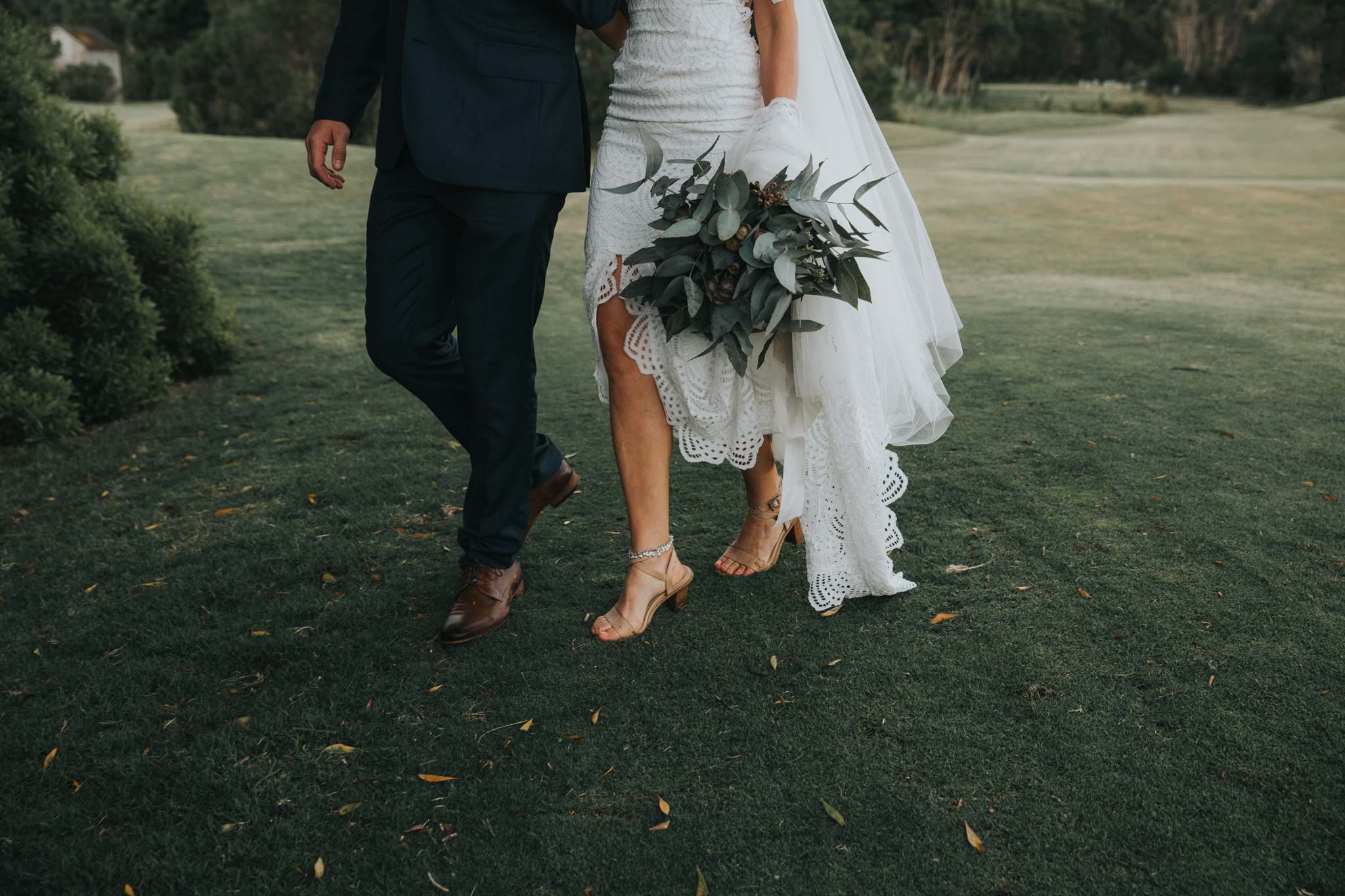 Inverloch wedding