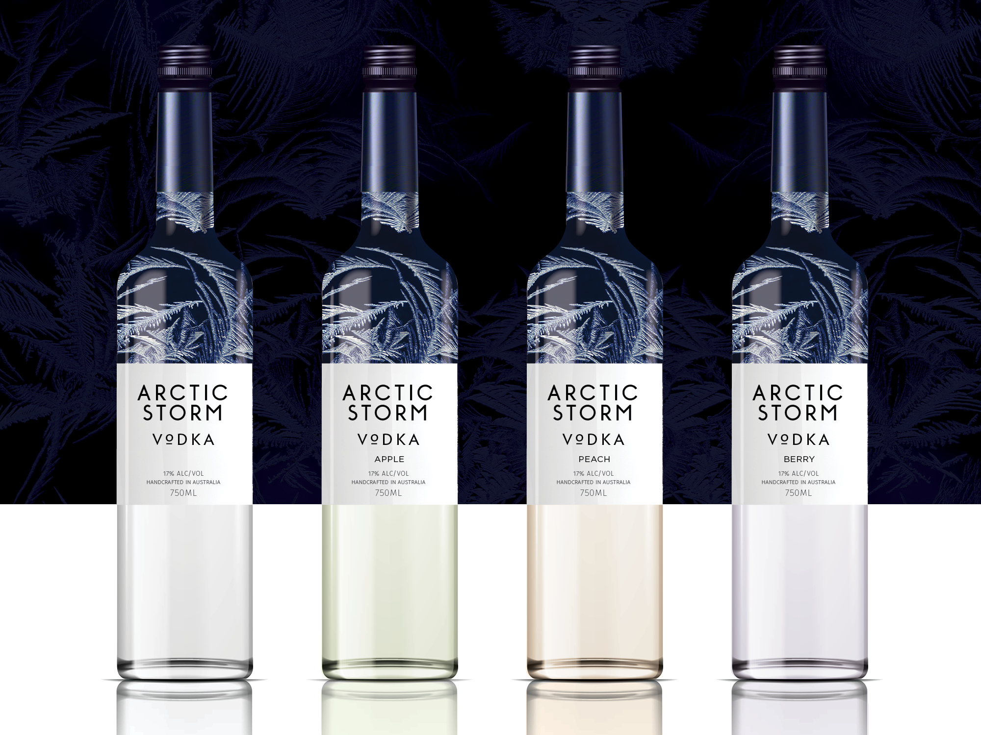 Arctic Storm Vodka