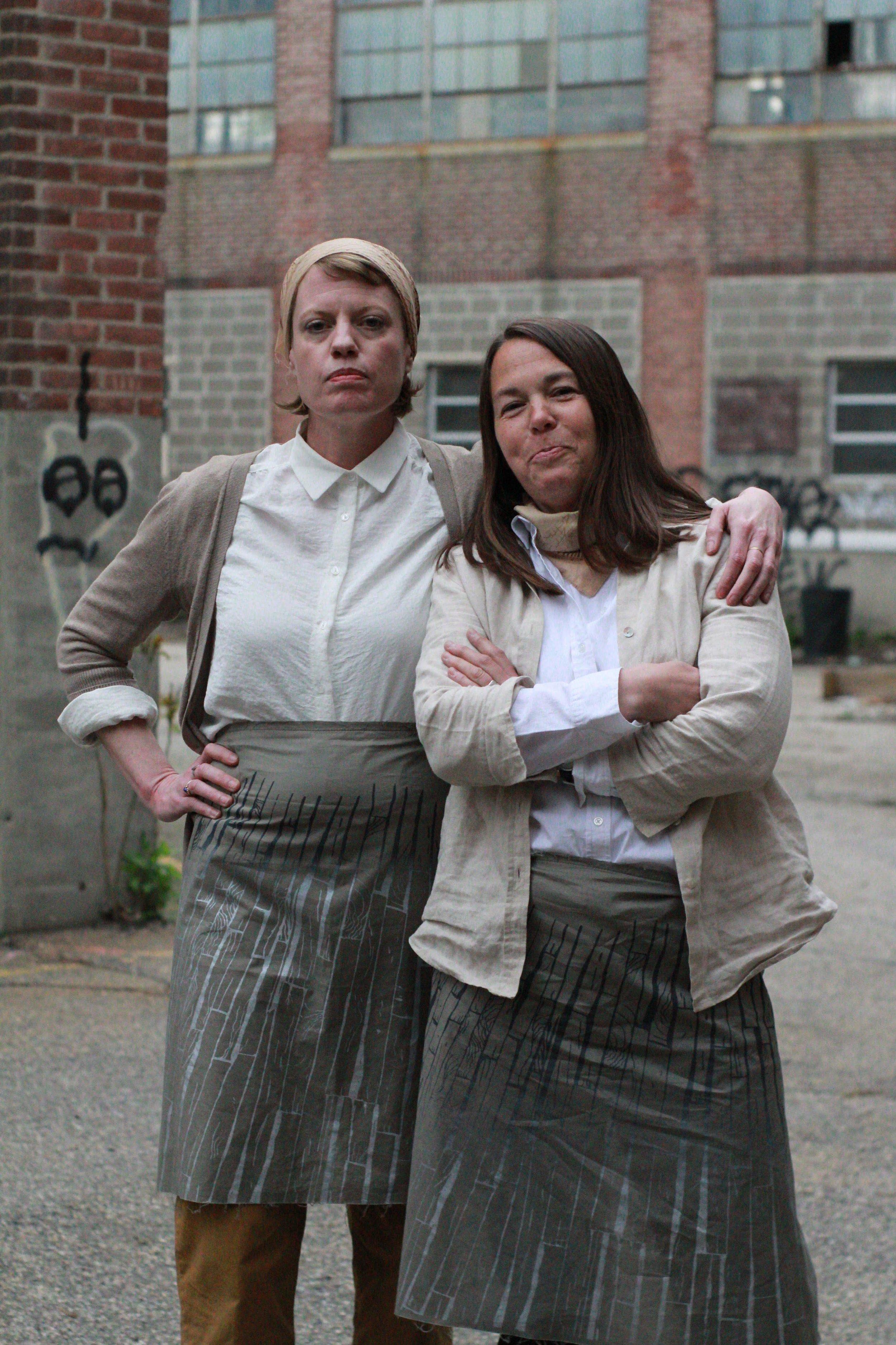 Melanie Fuest & Patricia McGee -
