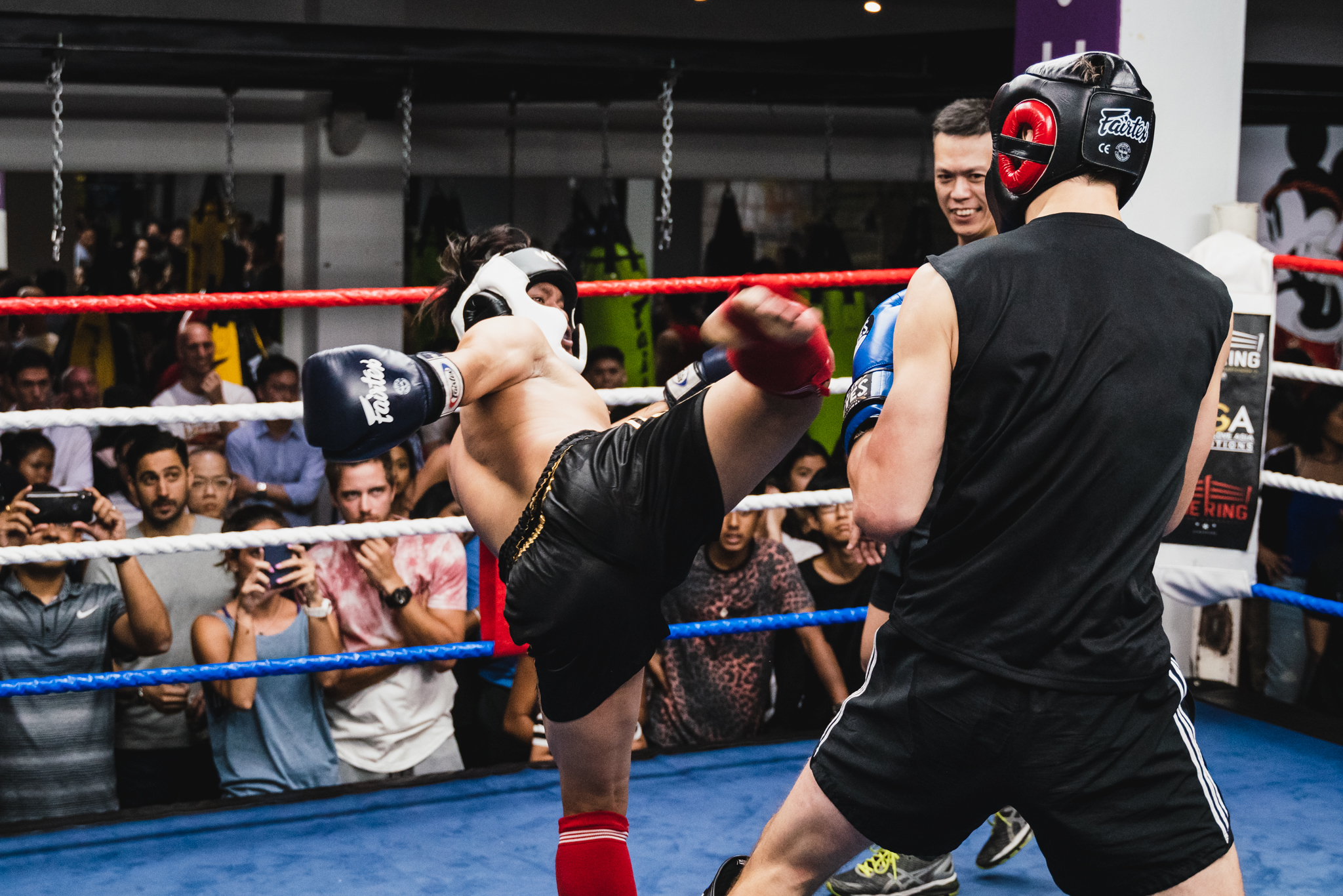 Muay Thai at the January 2019 FFF