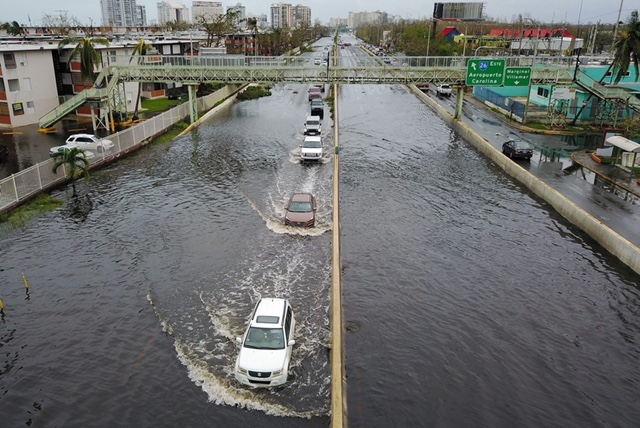 The Devastation of Hurricane María