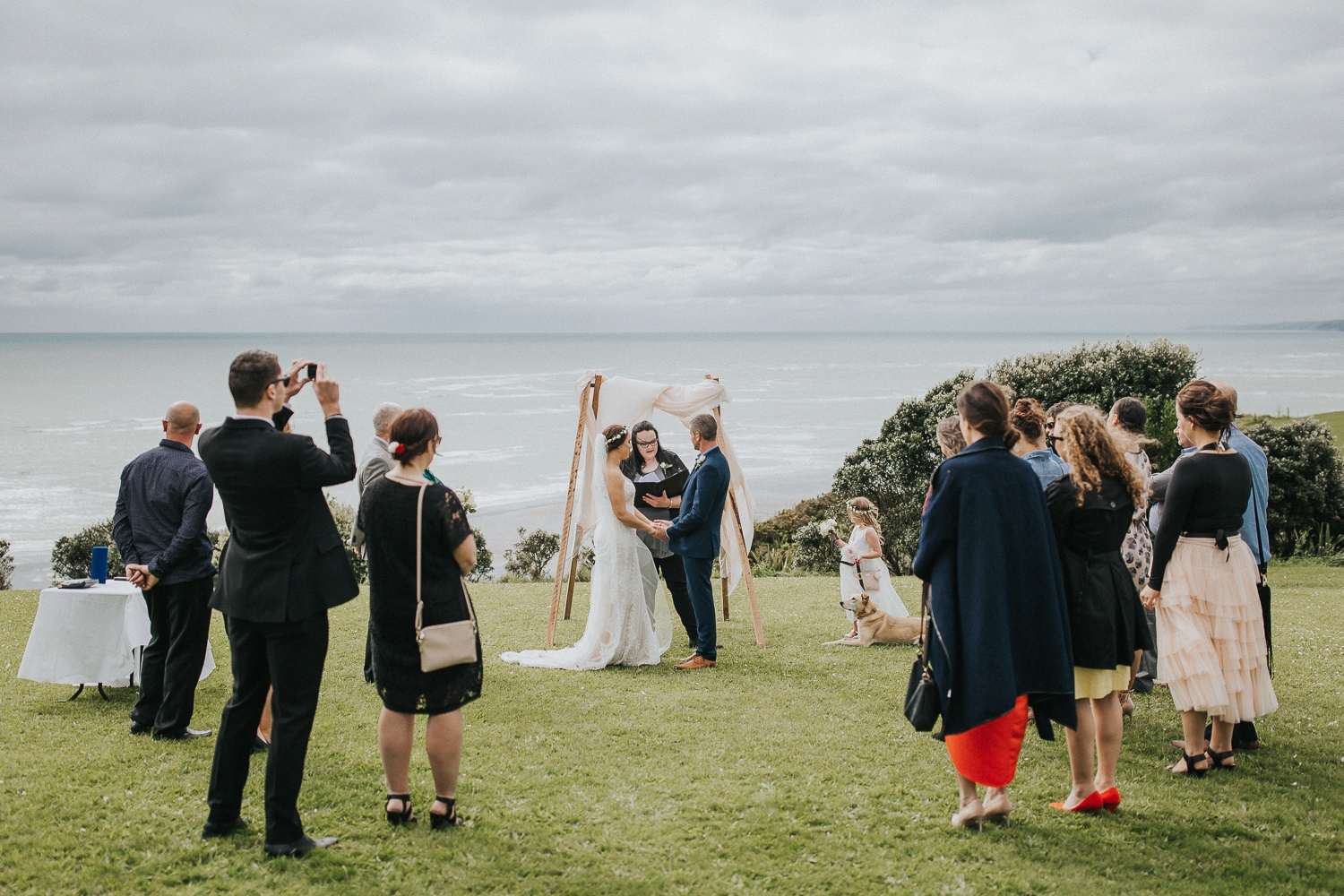 raglan wedding ceremony