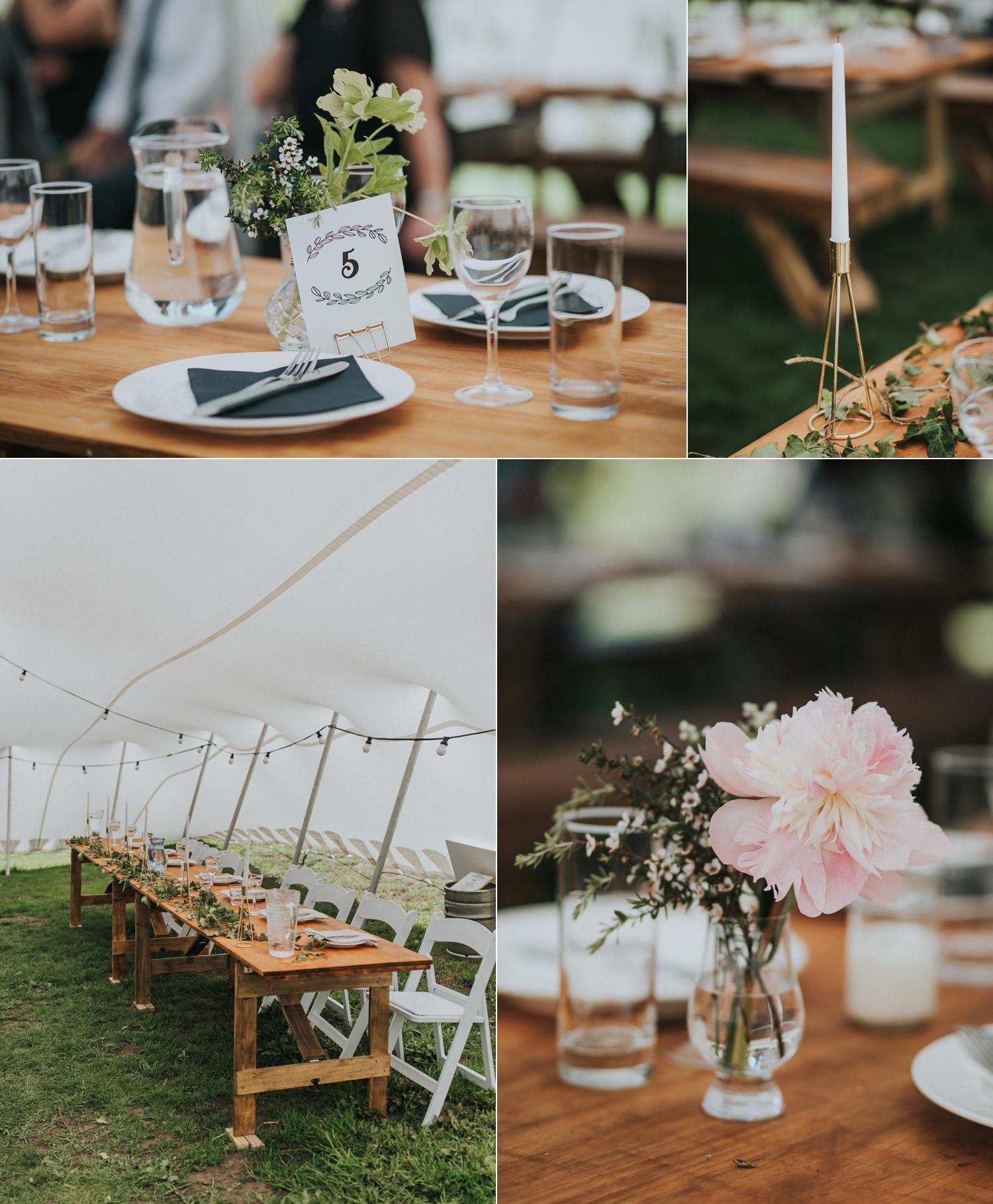 wedding styling, DIY wedding