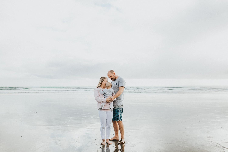 family photographer beach