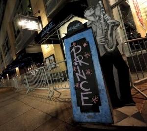 Prince and 3rdEyeGirl performed three nights at Dakota Jazz Club, Jan. 16-18, 2013.