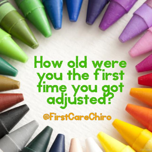 Such a good question! #oshkoshchiro #firstcarechiro